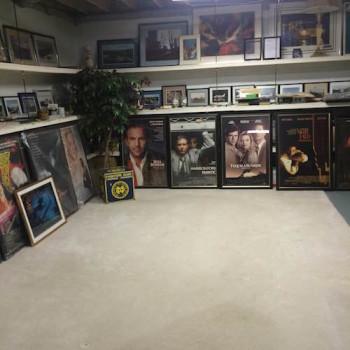 Memorabilia Room After